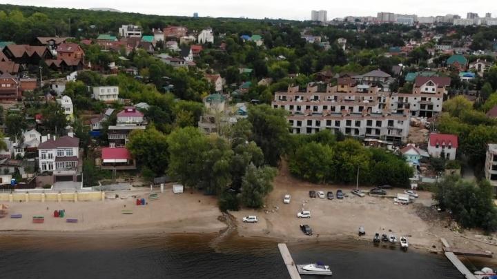Суд отказал в сносе дома сына экс-депутата Халиуллова на берегу Волги