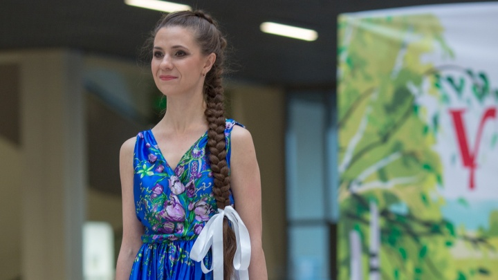 В Екатеринбурге объявили кастинг для красавиц с самыми длинными косами