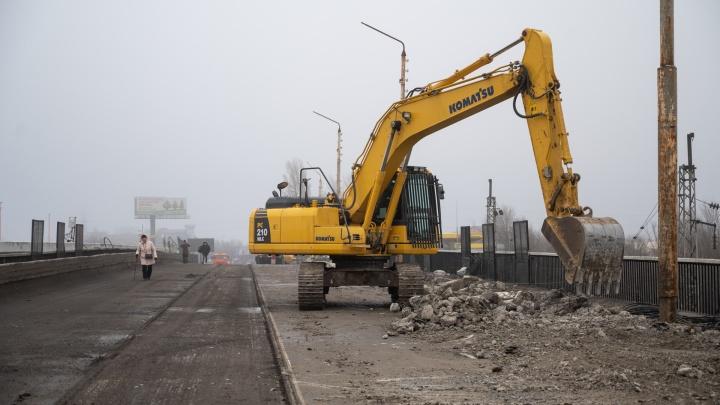 Логвиненко поручил снести все дома, мешавшие строительству моста на Малиновского