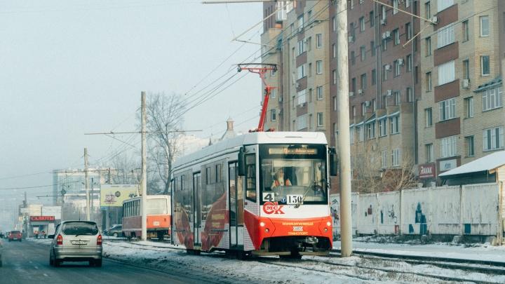 В мэрии объяснили, почему не все новые трамваи выходят в рейс