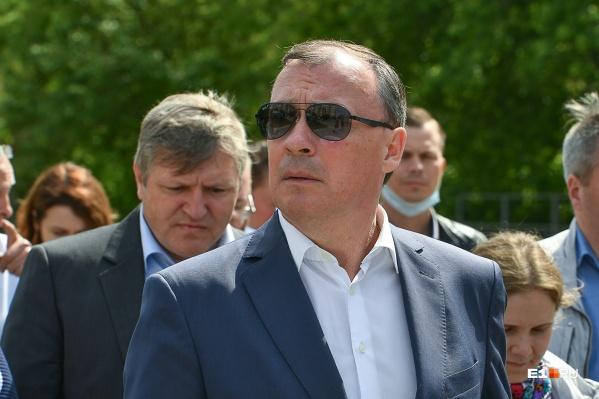 В третий день «Иннопрома» Алексей Орлов в прямом эфире отвечал на главные вопросы екатеринбуржцев
