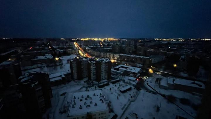 Свет в оконце: на Химмаше восстановили электроснабжение