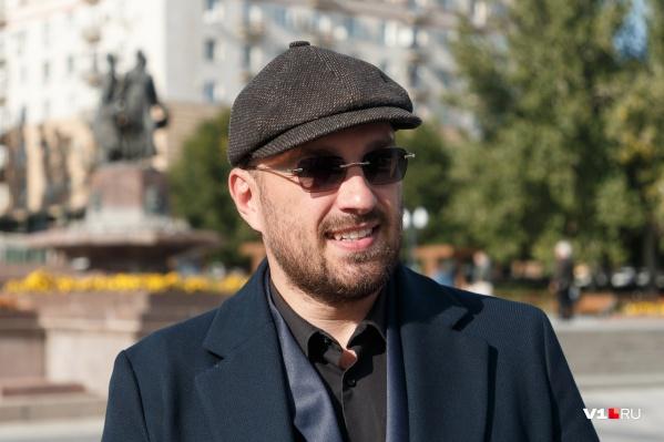 Михаил Кощин уверен, что большое кино в Волгограде снимается не в последний раз