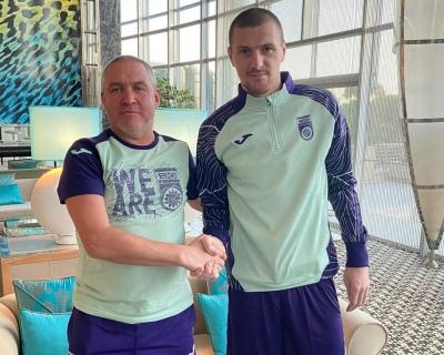 В ФК «Уфа» будет играть бронзовый призер чемпионата Европы