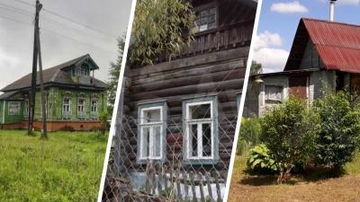 Не дороже 400 тысяч: топ самых дешевых загородных домов в Ярославской области