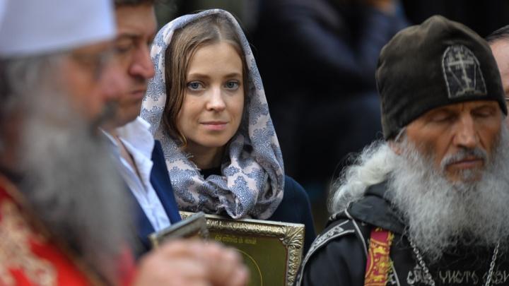 «Вера без частичек экстремизма»: депутат Госдумы Поклонская — о псевдоверующих фанатиках в монастыре отца Сергия