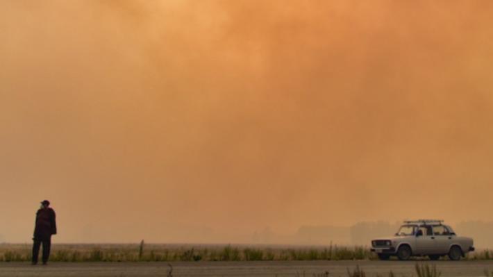 Екатеринбургских психологов отправили помогать пострадавшим от пожаров в Челябинской области