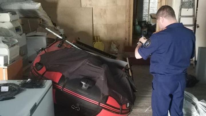 Водитель катера, который протаранил лодку с семьей на Волге, попал под уголовную статью