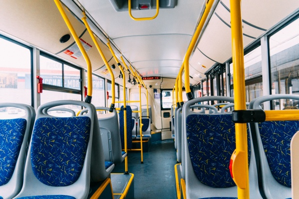 """Последнее новое автобусное поступление — метановые «Волгабасы» для магистрального маршрута <nobr class=""""_"""">№ 22</nobr>"""