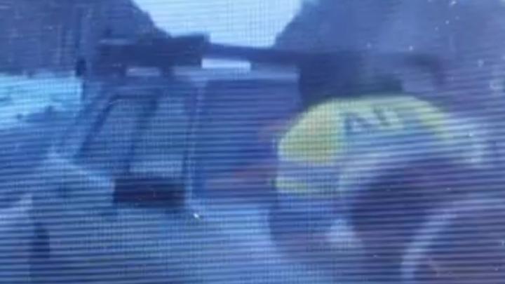 В Самарской области женщина протащила на капоте автомобиля сотрудника ДПС
