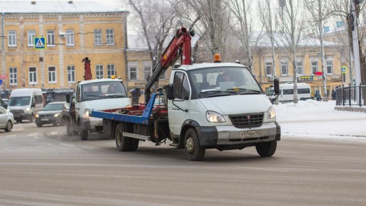 Самарец попал под суд за то, что эвакуировал автохлам