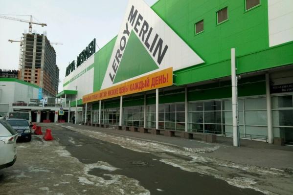 В торговом центре не соблюдались предписания Роспотребнадзора