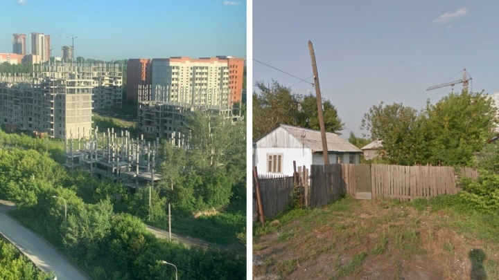 На стройке в Новосибирске погибла девочка — на нее рухнула стена