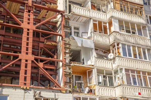 Людям обещали полную компенсацию за потерянные квартиры