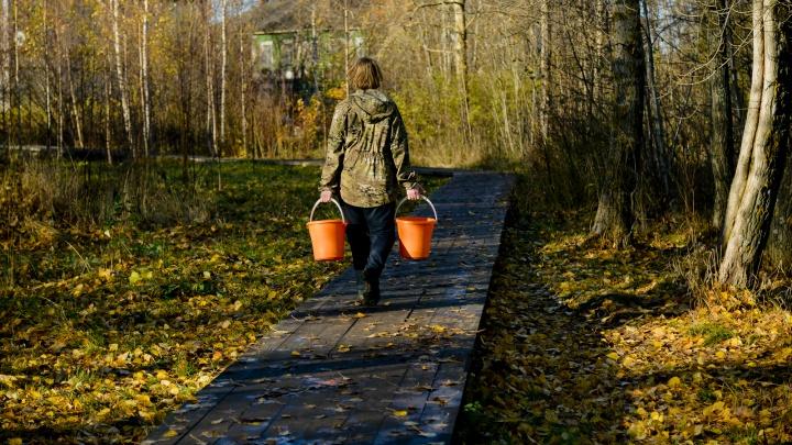 В октябре Архангельск останется без воды больше чем на сутки