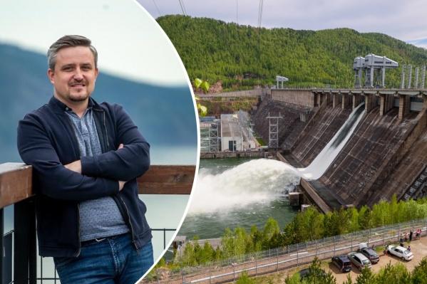 У Красноярской ГЭС юбилей — исполнилось 65 лет с начала ее строительства