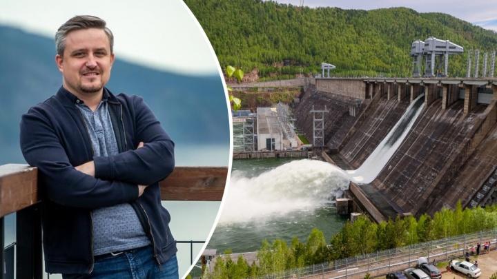 «Строителей встречали с оркестром»: мэр Дивногорска напомнил о 65-летии Красноярской ГЭС