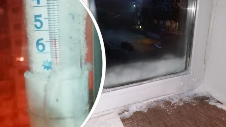 В Норильске грянули 50-градусные морозы. Фотоподборка, от которой вам станет холодно