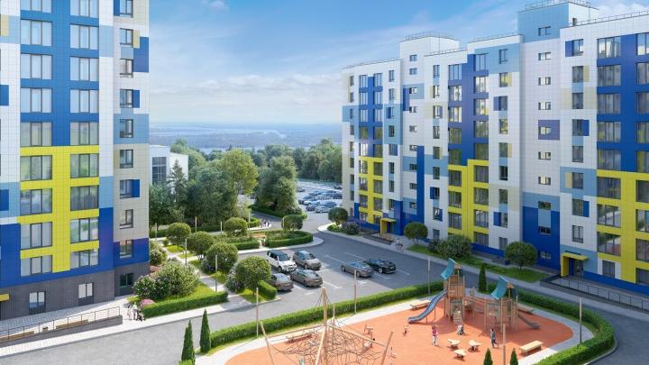 В Волгограде объявлен старт продаж нового корпуса в жилом комплексе комфорт-класса «Видный»