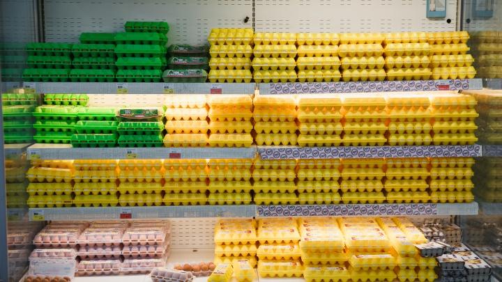 В Кузбассе за год сильно подорожали продукты. Изучаем данные статистики