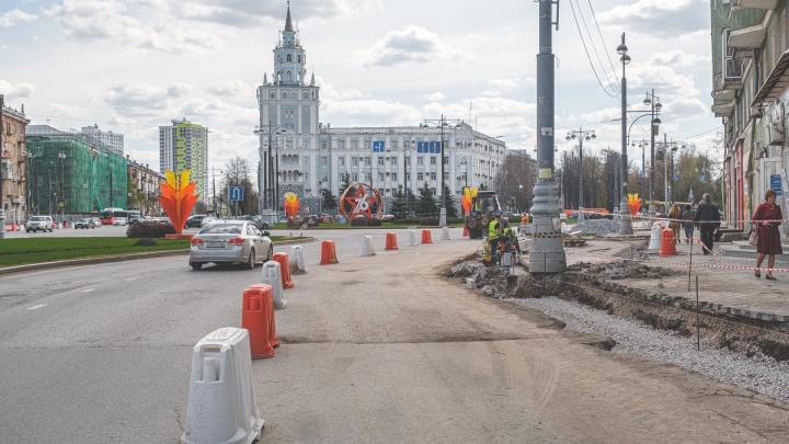 Пермская мэрия будет сообщать о дорожных раскопках и изменениях в работе транспорта в мессенджере Viber