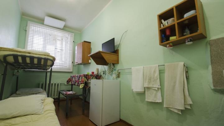В СИЗО Архангельска нарушали норму по количеству людей в камере