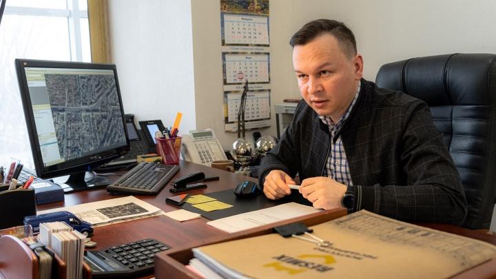 Сергей Шанов, руководитель департамента градостроительства Самары: «В городе появятся небоскребы»