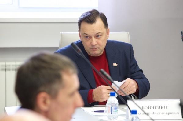 Бойченко обогнал всех парламентариев по доходу в прошлом году