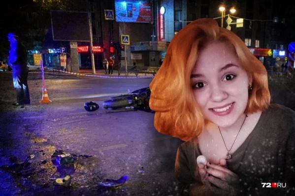 Даша Ануфриева попала в ДТП в свой день рождения. Поездка на мотоцикле была подарком родителей