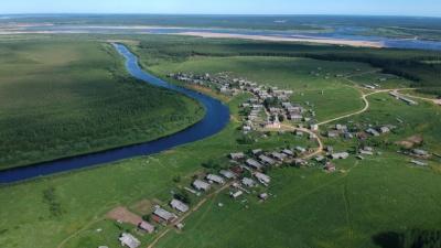 «Полный восторг! Удивительное место»: блогер Илья Варламов восхитился деревней в Мезенском районе