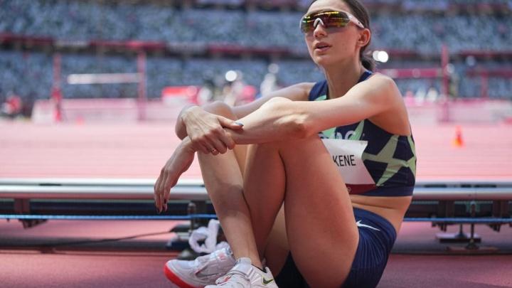 Счастливый день у России на Олимпиаде: Мария Ласицкене стала первой в прыжках в высоту