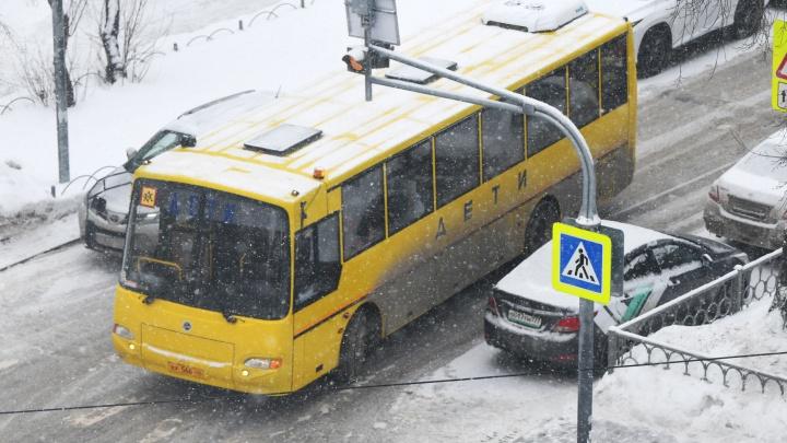 В Екатеринбурге купят автобусы для детей на 17,5 миллиона