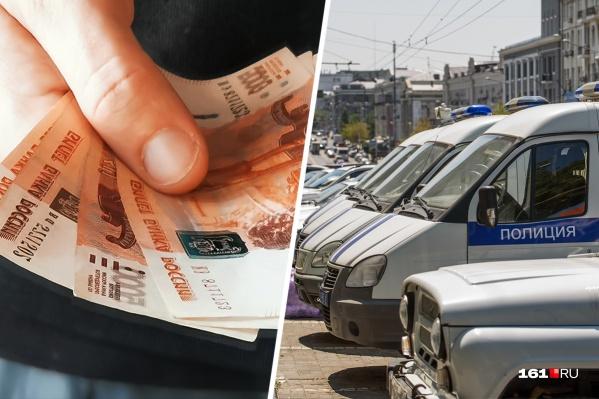 Опер потребовал взятку в 1,6 миллиона рублей