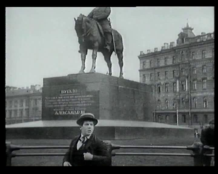 кадр из фильма«Закройщик из Торжка»