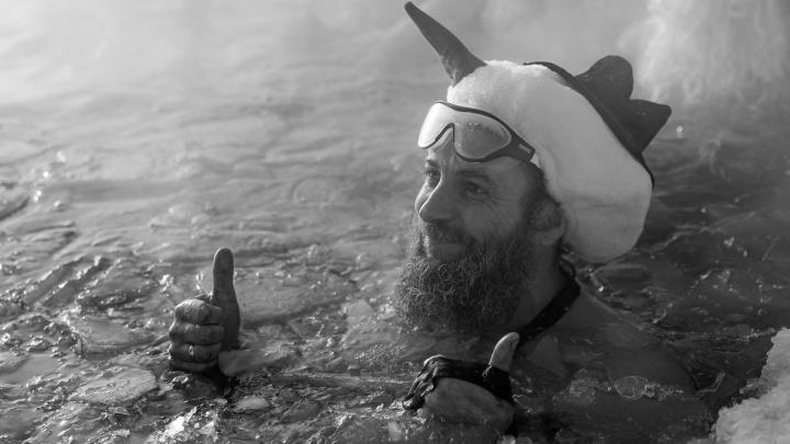 В Новосибирске скончался организатор зимних заплывов Алексей Моисеев