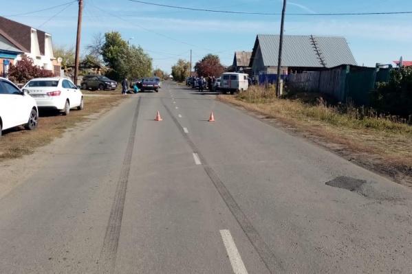 Водитель ВАЗа не пережил столкновение с иномаркой
