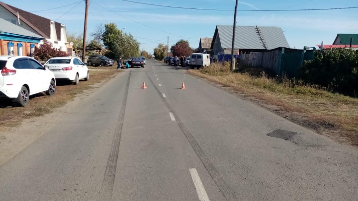 В Курганской области в аварии погиб 25-летний водитель