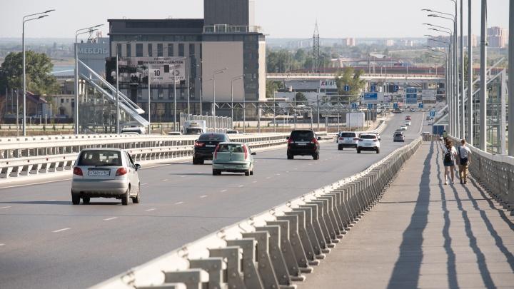 На трассе А-280 Ростов — Таганрог снова изменится порядок движения