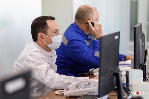 Волгоградцы не смогли пожаловаться на качество оказания помощи: телефон просто молчал