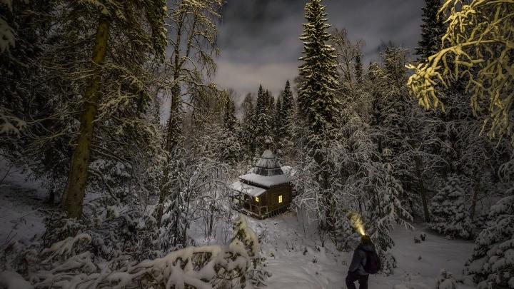 Набраться сил наедине с природой: куда вырваться из Архангельска зимой на выходные