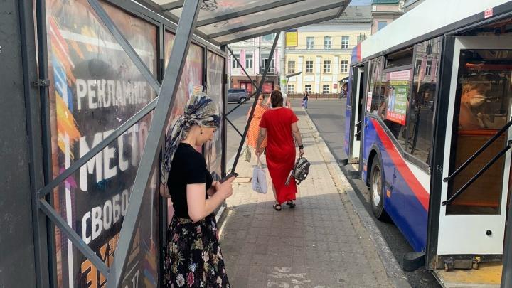 «Батюшки, хоть одного дождалась!»: ярославцы массово опоздали на работу из-за новой транспортной реформы