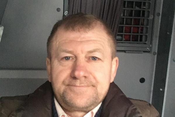 Чесноков провел три ночи в отделении полиции, а теперь еще неделю будет отбывать наказание на Белой горе