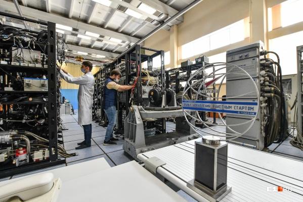 В НПО автоматики производят «мозги» для ракет