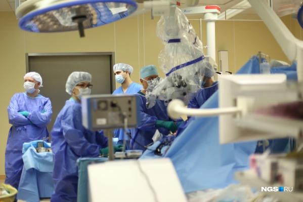 Подобные операции длятся примерно 1,5–2 часа