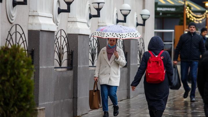 Ощущается как 0 °С. Прогноз ростовской погоды на ближайшие дни