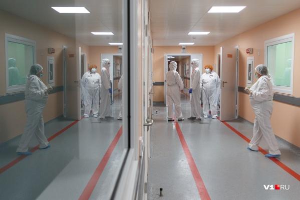 Ситуация с коронавирусом в Волгограде далека от спокойной и идеальной