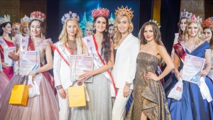 Омские красавицы выиграли два главных титула на общероссийском конкурсе красоты