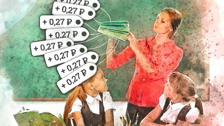 «Платят 27 копеек за одну проверенную тетрадь»: учителя — о работе в переполненных школах Тюмени