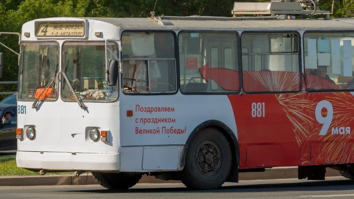 Стало известно, почему по Фрунзенскому (Самарскому) мосту не пускают троллейбусы