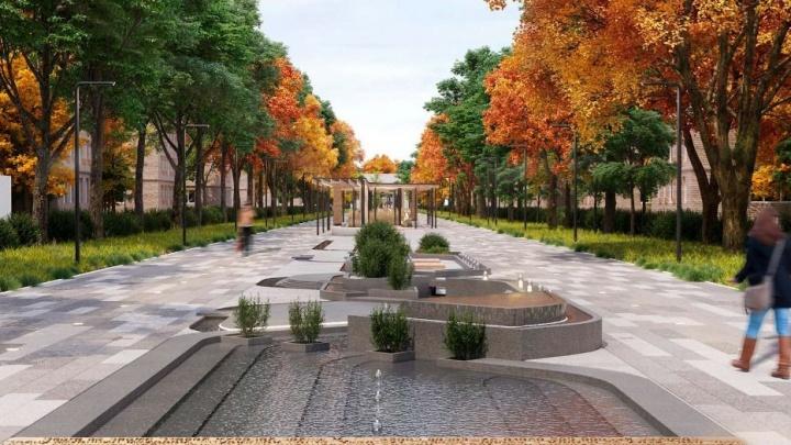 В Уфе состоятся общественные слушания по благоустройству бульвара Славы